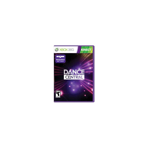 Dance Central Kinect Game