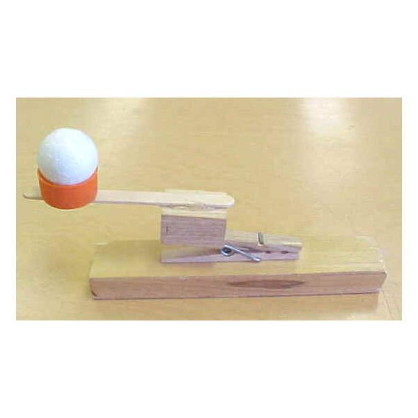 Peg based Catapult Design