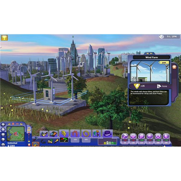 SimCity Societies entertains in a new way
