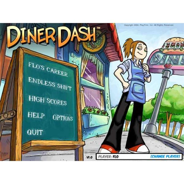 Diner Dash Cheats, Tips, and Hints