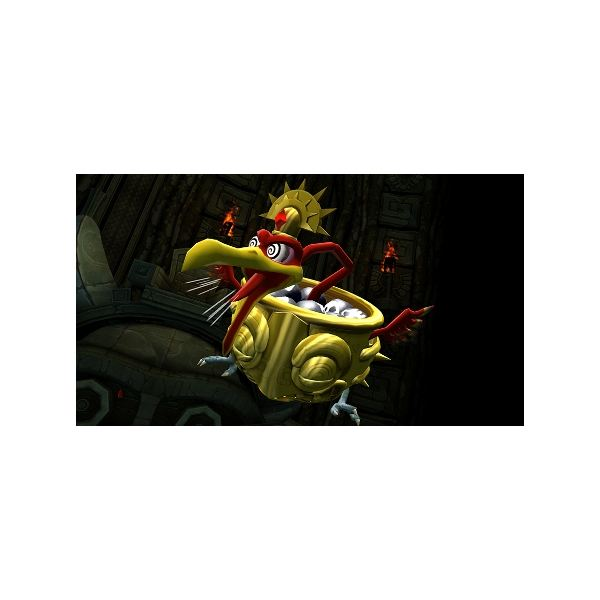 Stu is one of the many comical bosses seen in Donkey Kong Country Returns.