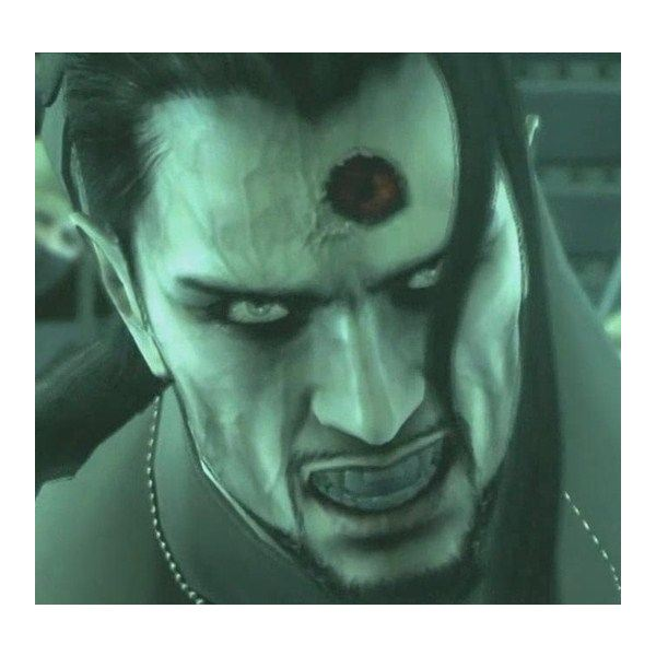 Metal Gear Solid - Vamp Character Profile