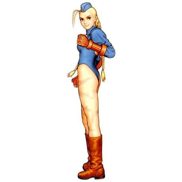 Cammy White Street Fighter Profile