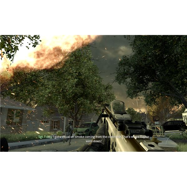 Call of Duty: Modern Warfare - Wolverines! - The Neighborhood Is A Walk In The Park