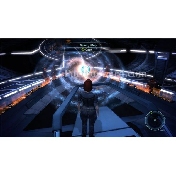 Exploring Mass Effect 2 is great - just don't run out of fuel