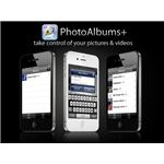 PhotoAlbums+ iPhone