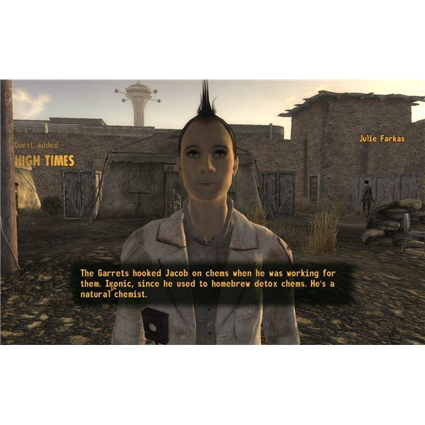 Fallout: New Vegas Guide - High Times