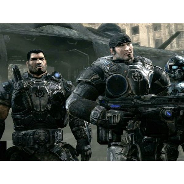 Gears Of War MMO Clones List