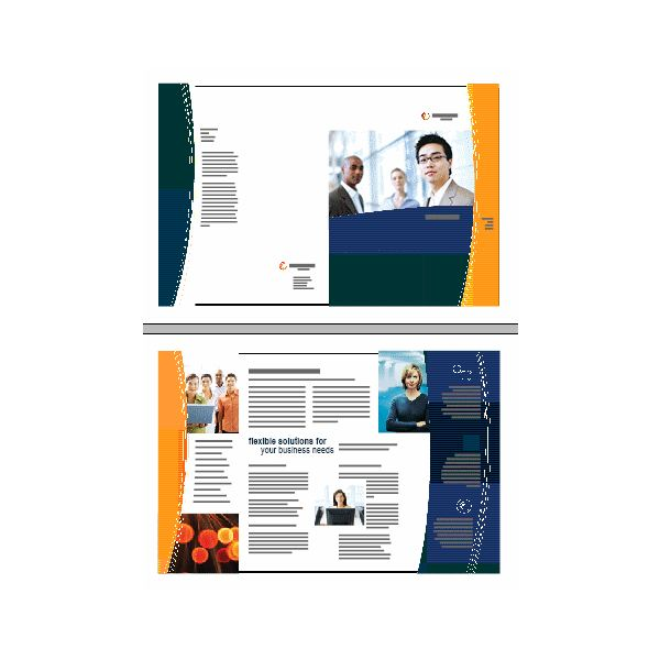 Great resources for free indesign brochure templates for Indesign templates free download brochure