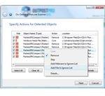 False Positives by Outpost Antivirus