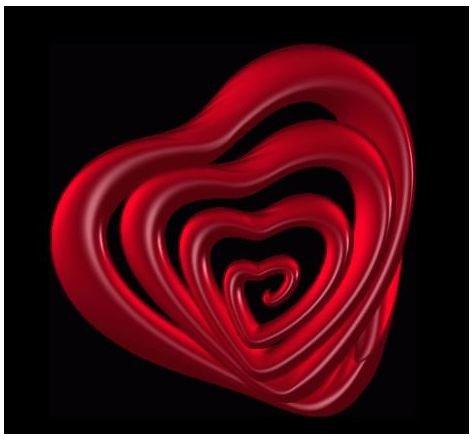 heart-graphics -gel-tube-heart