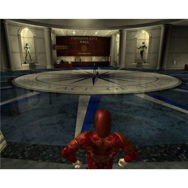 Ultra Mode introduces new graphics options to City of Heroes.