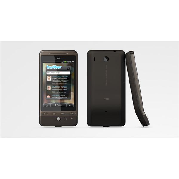 HTC Hero (black)