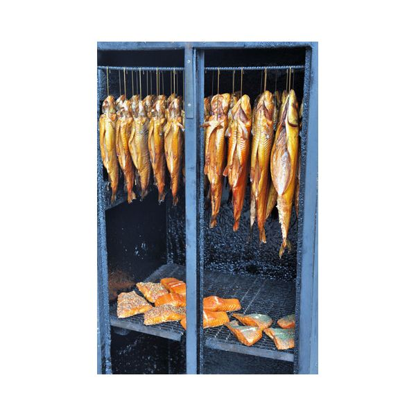 Preserve your own meat using homemade wood smokers for How to smoke fish in a smoker