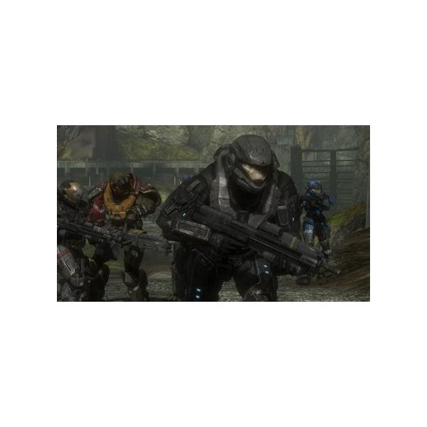 Halo Reach Noble Team