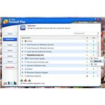 PC Tools Free Firewall Plus 7 Settings