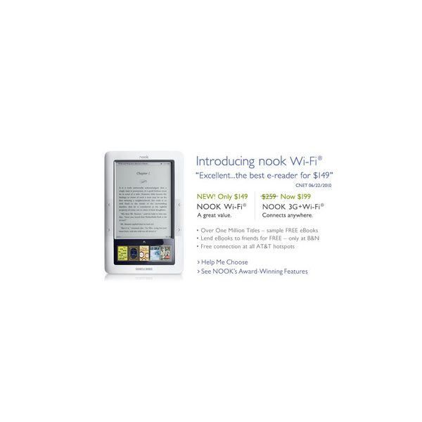 Nook product image ad