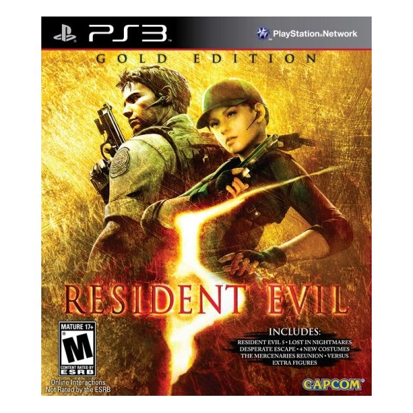 Resident Evil 5: Gold Edition Review - PS3