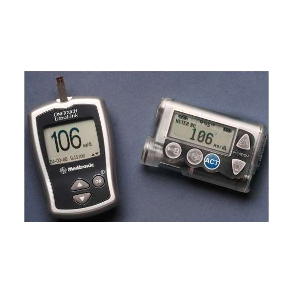 OneTouch UltraLink Glucose Meter