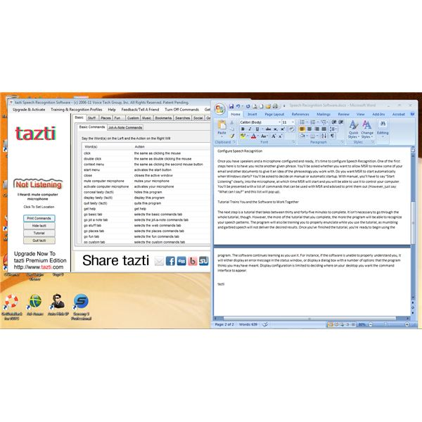 tazti screenshot