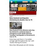 ABC+BBC+CNN Mobile News