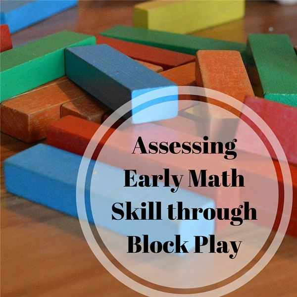 Developing Basic Math Skills in Young Children: Block Play