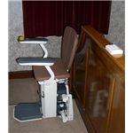 Stairlift with remote control