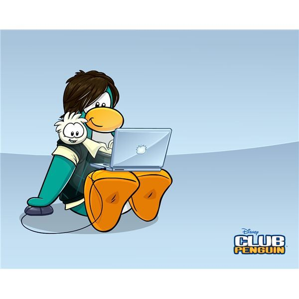 ClubPenguinWallpaper
