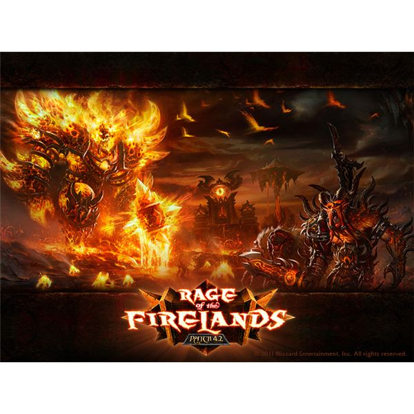 WoW Firelands - The Patch that Spells the End?