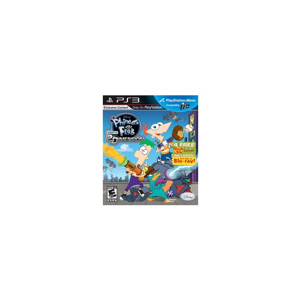 Phineas and Ferb: Across the Second Dimension Trophies