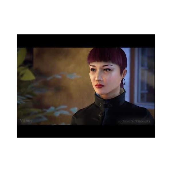 Alpha Protocol Female Characters Guide