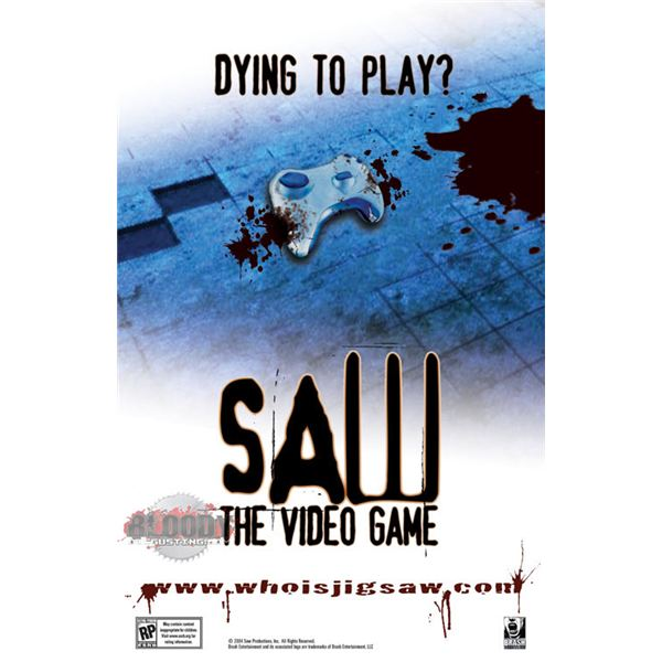 Xbox 360 Previews: Saw: The Video Game