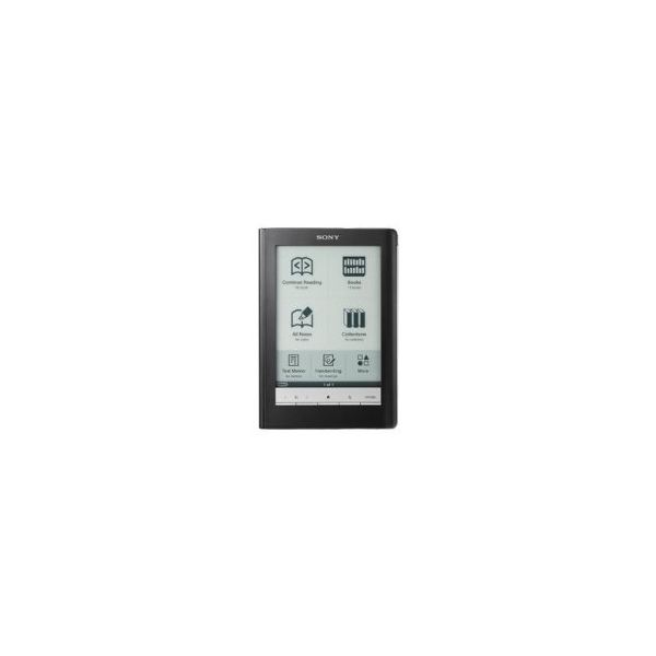 Sony Digital Reader Touch Edition - Black