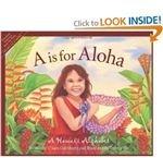 A is for Aloha Book Jacket
