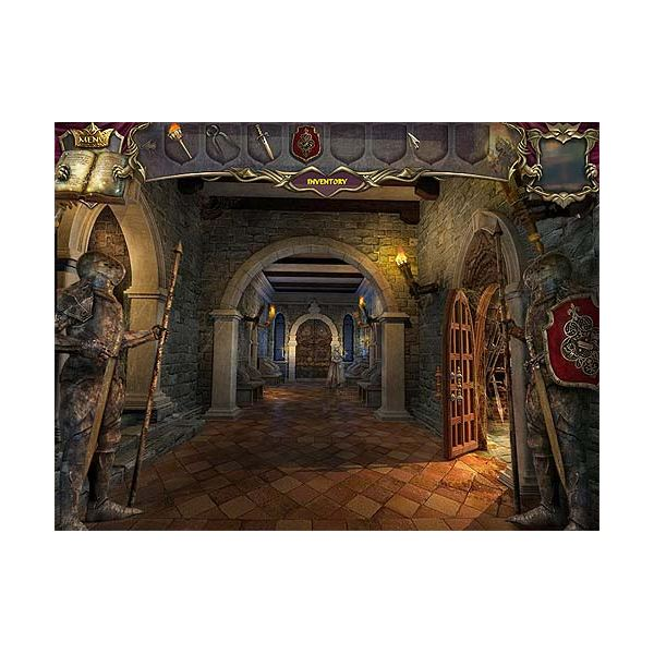 Solving the Mystery of the Royal House of Stone - Echoes of the Past Walkthrough - Spoilers and Clues to Solve Hidden Object and Door Lock Puzzles