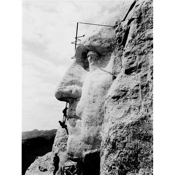The Making of Mount Rushmore