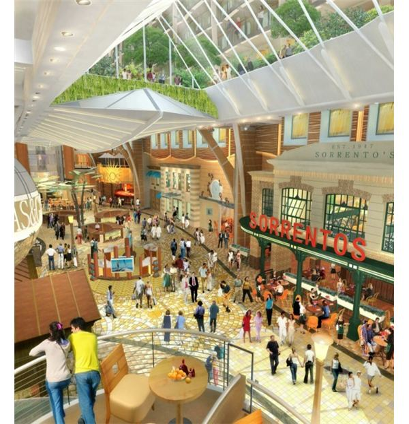 mall oasis