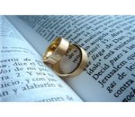 Quote ideas for Christian wedding invitation verses.