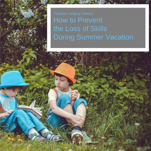 Fun Tips for Parents to Prevent Summer Learning Loss