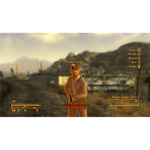 Fallout New Vegas Screenshot 5