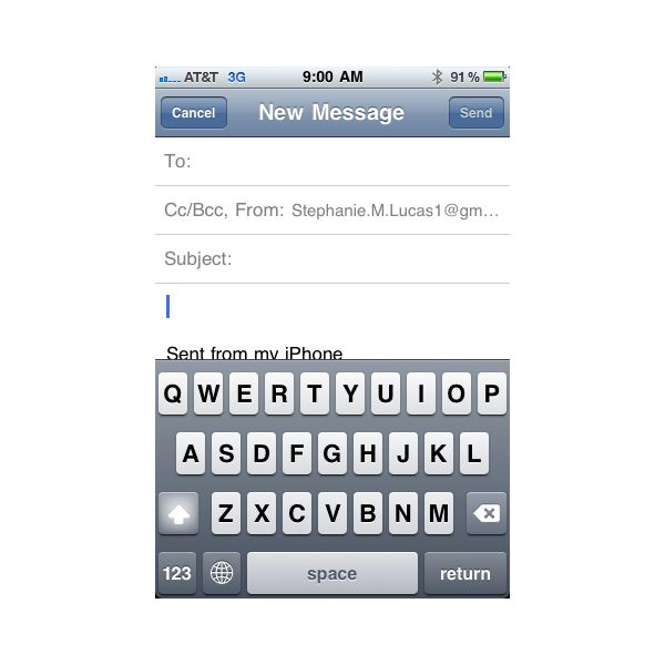 how to send large video from iphone iphone messaging guide how to send text picture e mail 4891