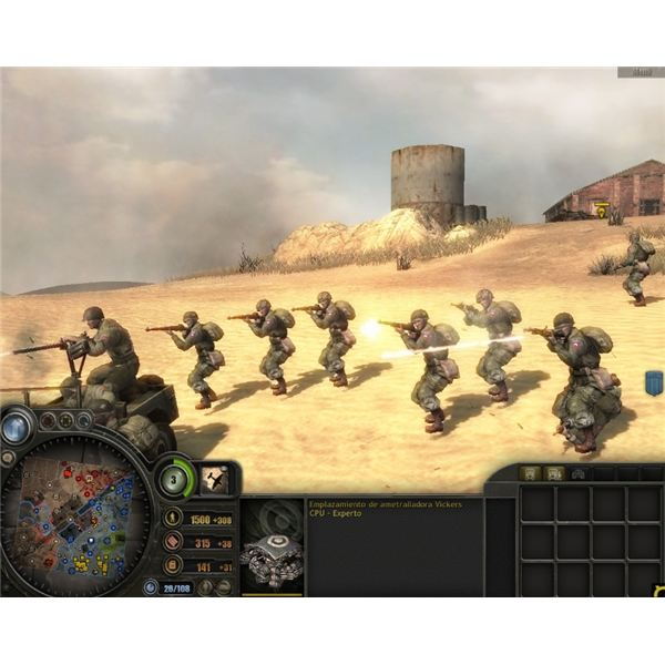 Five Of The Most Popular Company Of Heroes Mods Altered Gamer