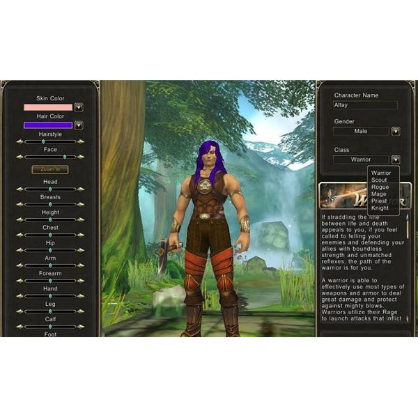 What female MMORPG gamers like to see in their MMORPG gaming experience