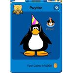 An Evil Clup Penguin avatar, I think