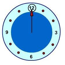 Twelve-o-clock