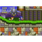 The Zones in Sonic 3 are bigger and feature even more hazards then ever.