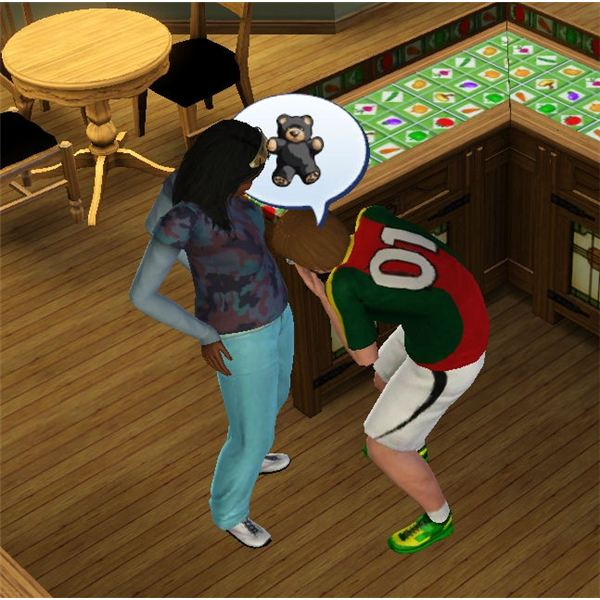 Sims 3 Pregnant