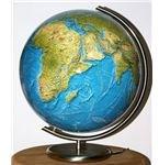 A world globe is a vital 9th grade world history resource.