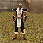 Monk Collector Armor
