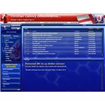 The Championship Manager 2010 news page provides updates on contract offers